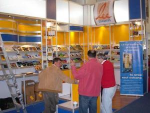 Feria del libro - día 1