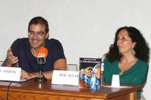 Agüimes, con Susi Alvarado